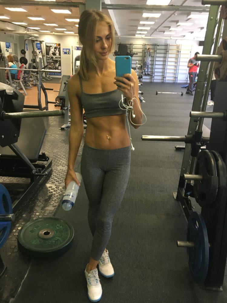 Можно ли одновременно накачать мышцы и похудеть    KATETSPORT 2253afc4cf0